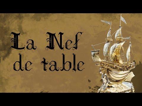 Studiolo : La Nef de Table