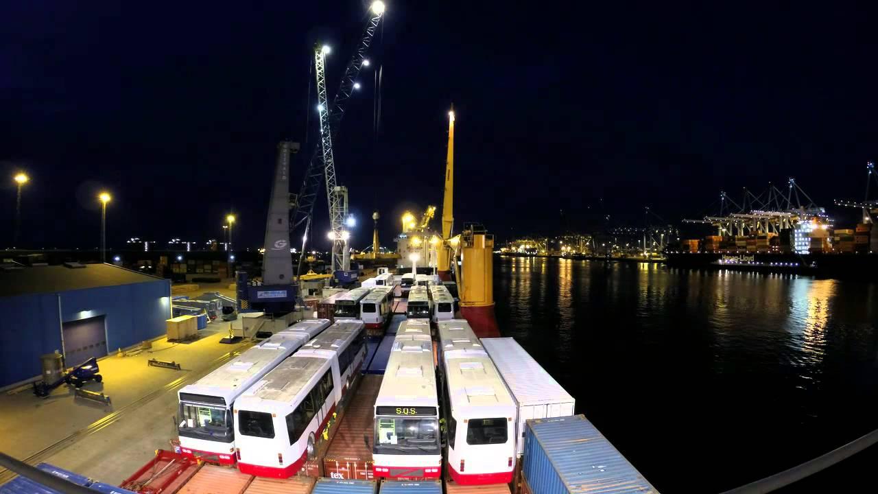 Download Loading at Rotterdam Rhenus Logistics Part 2