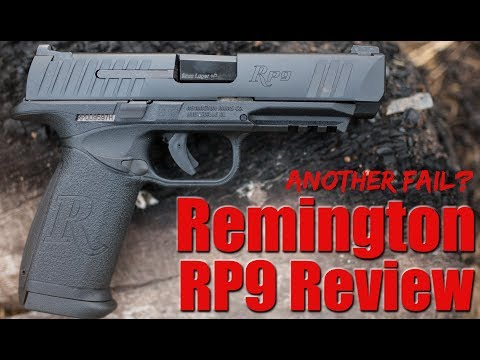 Remington RP9 Review: The Worst Pistol of 2017