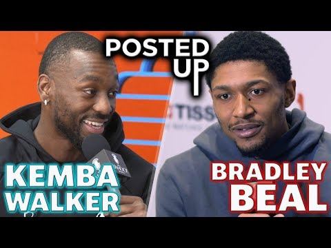Kemba Walker, Bradley Beal & Ronnie 2K join Posted Up with Chris Haynes