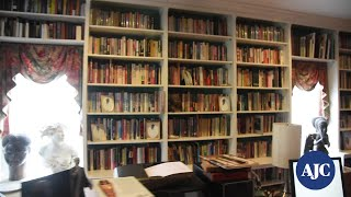 VIDEO: C.T. Vivian donates his world-class private library to the new Cook Park