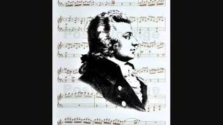 "W. A. MOZART "" Symphony No. 29   A  Major (1774)"