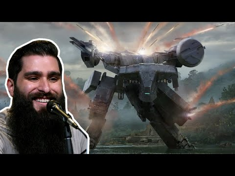We Need To Talk About Jordan VogtRoberts' Metal Gear Solid Movie