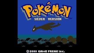 Pokémon Silver (GBC) - Kanto Longplay