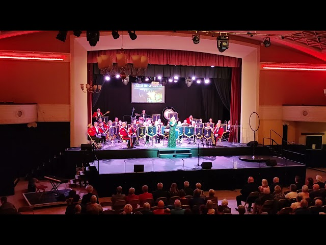 Hartlepool Borough Hall with A tribute to Cilla Black - Sandy Smith