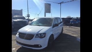 2017 | Dodge Grand Caravan | SXT | Stow & Go | Airdrie Chrysler Dodge Jeep