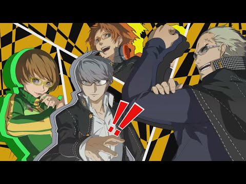 Persona 4 Golden (PC) New Game + | Intolerant Officer - 06/08 |