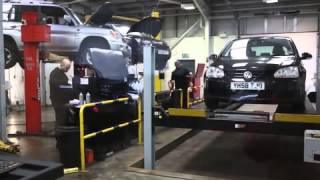 MOT Testing - Independent Cars