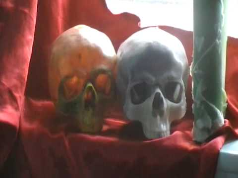 Crystal skull dating