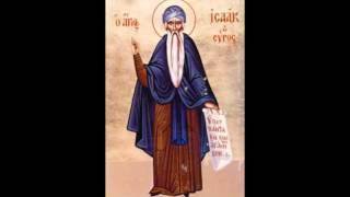 Петр Мамонов читает св.Исаака Сирина.