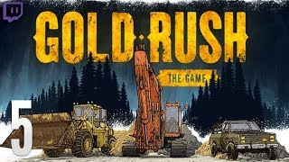 Gold Rush: The Game: Cashing In - Part 5 (Let's Play / Gameplay / Walkthrough)