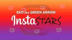Eko aka GreenArrow - InstaStars (prod. Pay Pale)