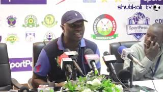 Malalamiko ya Zahera Mwinyi Yanga Kutolewa Sportpesa Cup