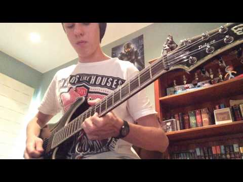 Hands Like Houses - I Am (Guitar Cover) w/ TABS