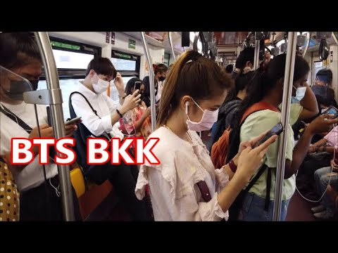Day Trip to Bangkok | Using BTS/Skytrain first time