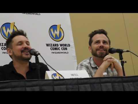 Boy Meets World Panel Will Friedle & Rider Strong @ Wizard World Philadelphia