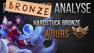 5 Jahre lang Hardstuck in Bronze [Analyse] [League of Legends] [German/Deutsch]