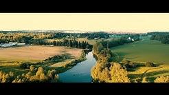 Vantaanjoki / Ruutinkoski / Niskala Nature Reserve / Finland / Mavic Pro / 4K Cinematic Demo footage