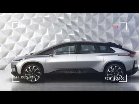 [HOT NEW] Faraday Future ff 91 review|CES 2017