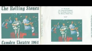 THE ROLLING STONES live in London, 19.03.1964