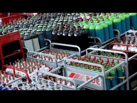 Safe Under Pressure: Handling Cylinders And Cylinder Care