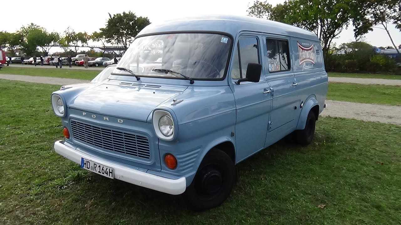 1965 1970 ford transit veterama mannheim 2015 youtube. Black Bedroom Furniture Sets. Home Design Ideas
