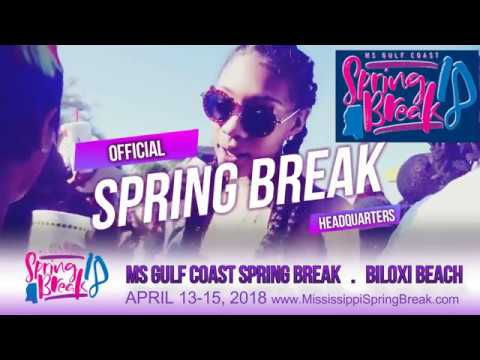 Mississippi Spring Break 2018 | Biloxi, MS Hotel Headquarters
