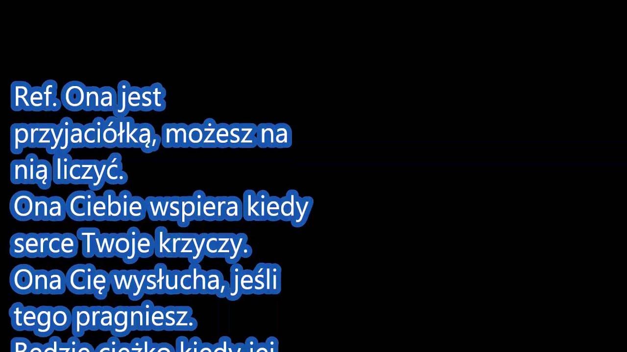 Verba Przyjaciolki Tekst Youtube