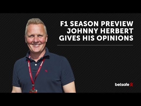 Formula One Season Preview 2017 - Johnny Herbert