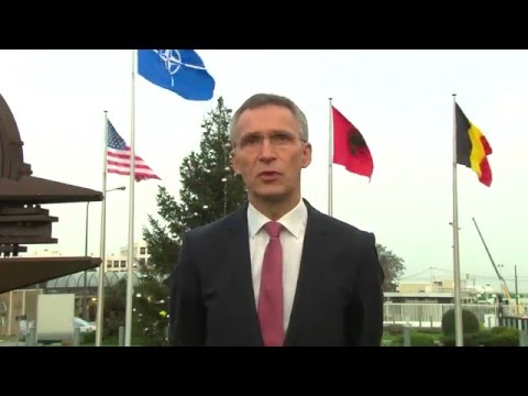 NATO Secretary General pays tribute to troops serving in NATO missions in end-of-year message