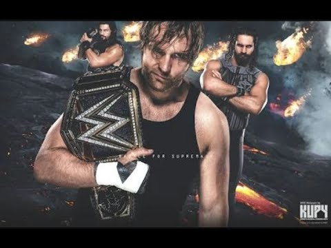 WWE ( Brothers Of Shild ) - / Dean & Seth / Brothers ( Shild Tribute)