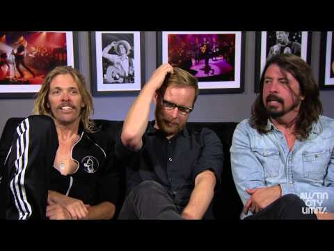 Austin City Limits Interview with Foo Fighters