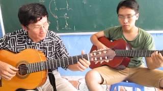 Ba sẽ là cánh chim...(Gpt guitar school)