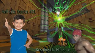 """Resubiendo Infancia"" | Half-Life: Source #01: No me cuentes tu vida crack :v"