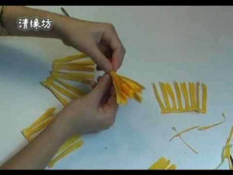 Paper flower making kit example youtube mightylinksfo Image collections