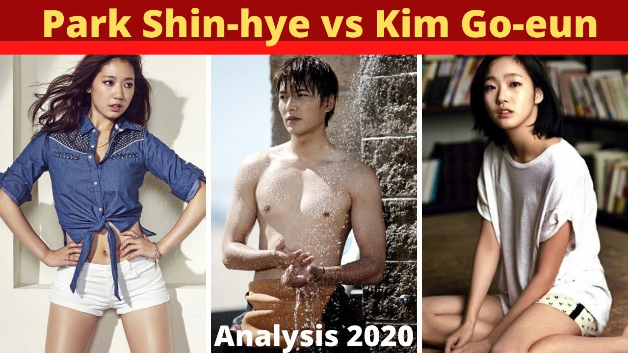 Kim Go-eun vs Park Shin-hye, which actress is better with Lee Min Ho? Analysis(Eng sub)
