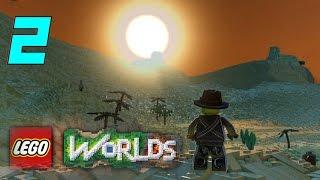 Гендальф Черный [ LEGO WORLDS ]