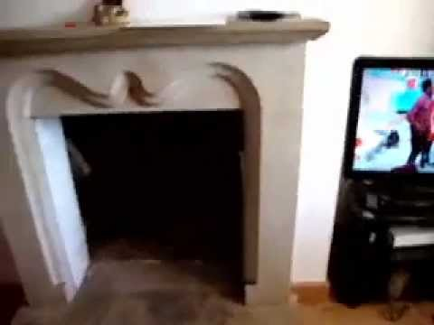 Opening Up A Fire Place And Installing A Wood Burner 1