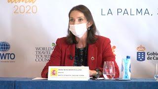 Maroto resalta importancia de recuperación de viajes internacionales seguros