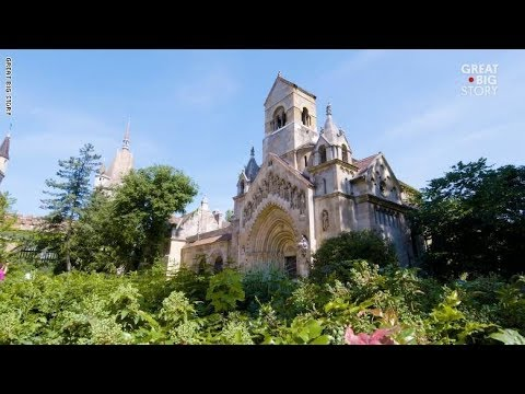 قلعة من الورق تتحول إلى قلعة من الحجارة في بودابست  - نشر قبل 2 ساعة