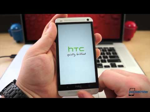 Make your HTC One an official Google Play edition in ten minutes   Pocketnow