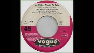 A Whiter Shade of Pale - The Miki Dallon Orchestra (1967)