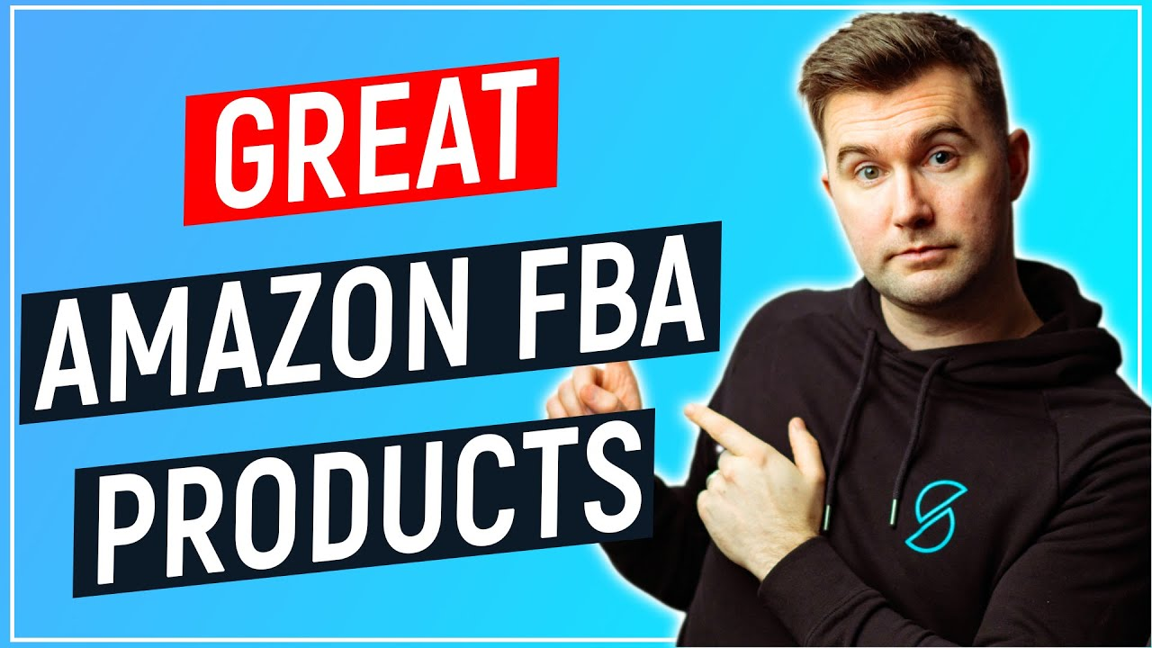 [TUTORIAL] 5 GREAT Amazon FBA Products That I Would Sell | Product Research