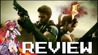 Resident Evil 5 Remaster Review