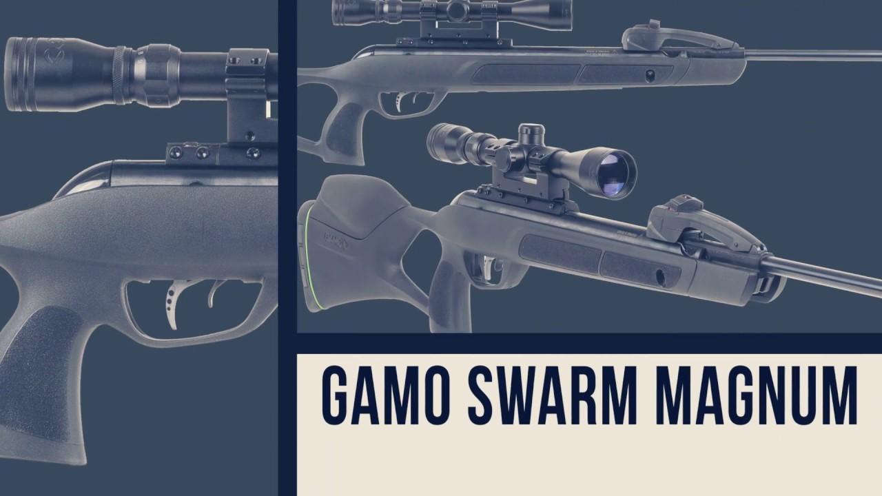 Gamo Swarm Magnum Multi-shot Air Rifle
