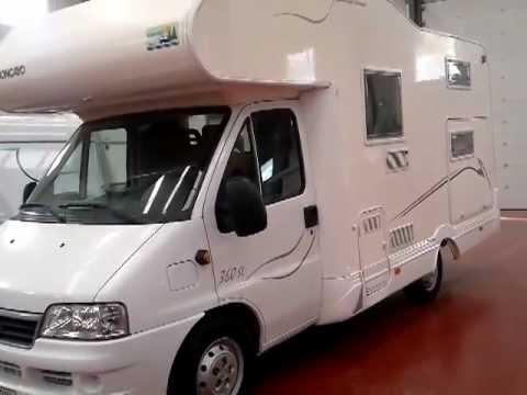 Camping Car Fiat Moncayo  L Mediterraneo L