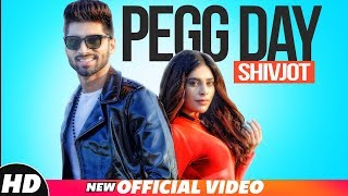 Peg Day (Official Video) | Shivjot | Rii | Simar Kaur | Latest Punjabi Songs 2018 | Speed Rec