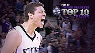 Jimmer Fredette Top 10 Plays 2011-12