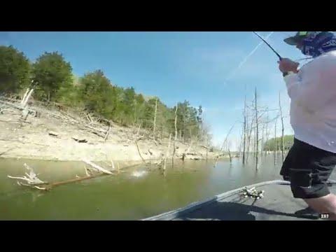 Bass Fishing On Truman Lake