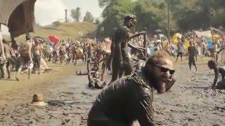 ozora festival 2015 end clip